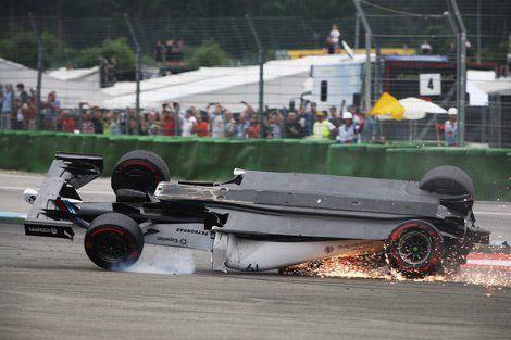 Росберг выиграл домашний этап Формулы-1