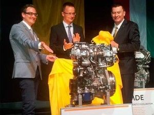 Opel начал выпуск новых компактных двигателей