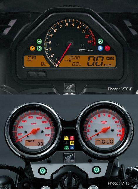 Новый Honda VTR250 LD