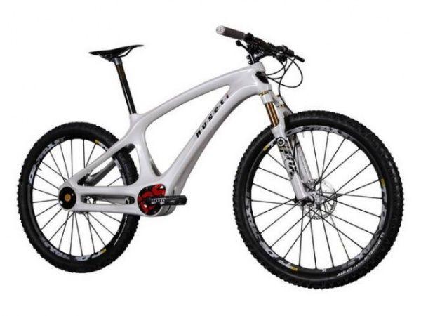 Nuseti – первый в мире велосипед с изолированным приводом