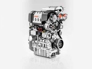 Mitsubishi выпустил 3-миллионный двигатель