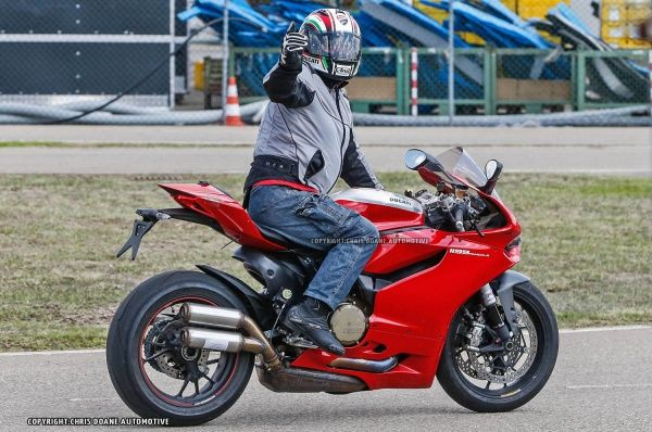 Ducati готовит обновление 1199 R