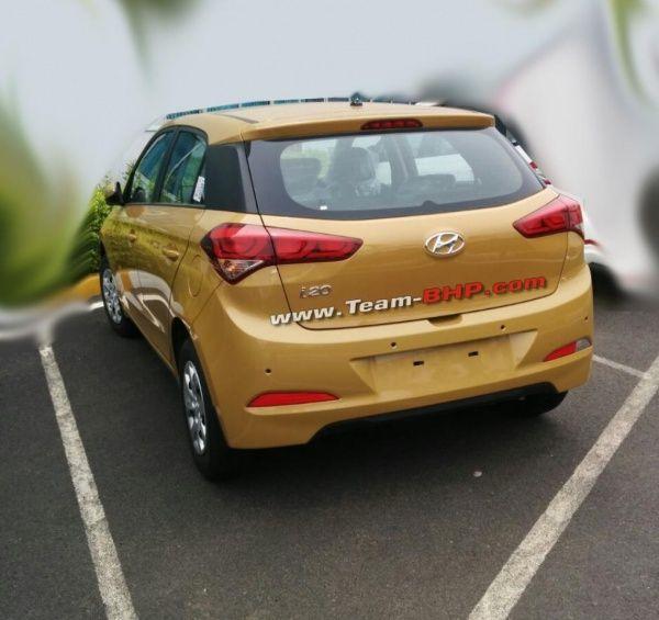 В Сети рассекретили дизайн нового хэтчбека Hyundai i20