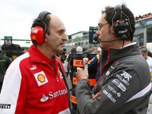 Команда Формулы-1 Ferrari уволила главного моториста