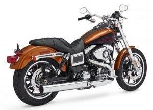 Harley-Davidson: отзыв Low Rider