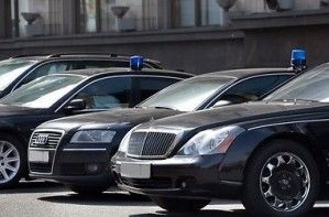 Автопарк Верховной Рады могут передать на нужды АТО