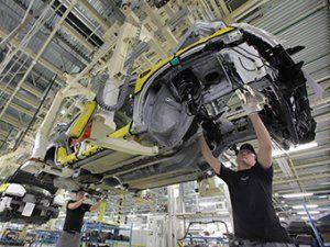 Рабочие завода Nissan в Петербурге отказались работать из-за жары