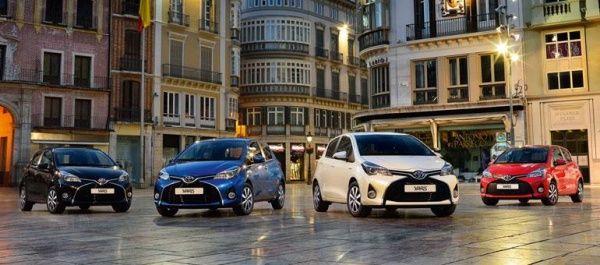 Новый Toyota Yaris уже в Тойота Центр Киев «Автосамит»!