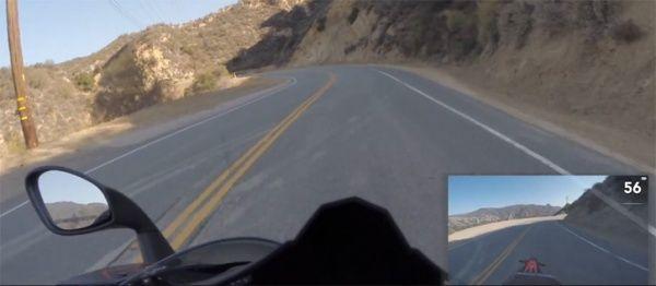 «Умный» шлем для мотоцикла побил рекорд Indiegogo -  млн за двое суток