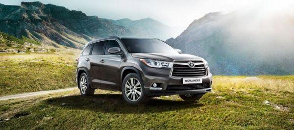 Toyota Camry, Toyota RAV4 и Toyota Highlander по привлекательным ценам в Тойота Центр Киев «Автосамит»!