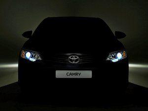 Toyota обновит Camry к Московскому автосалону