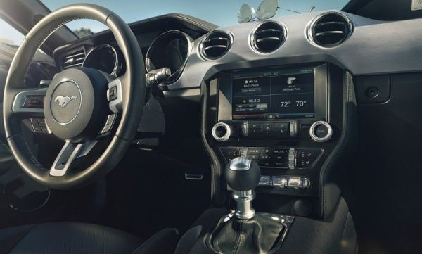 Ford Mustang оснастят 10-ступенчатым «автоматом»
