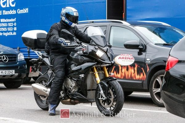 BMW: конкурент Multistrada почти готов