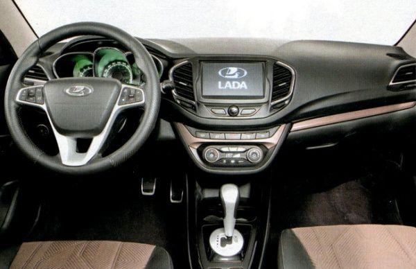 «Авторевю» рассекретило Lada Vesta и XRay за сутки до премьеры