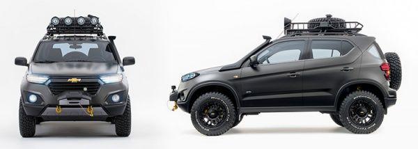 Стала известна внешность новой Chevrolet Niva