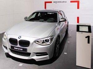 Toyota создаст свою модель на базе BMW 1-Series
