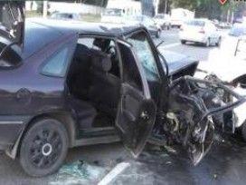 ДТП в Харькове: ВАЗ протаранил Opel Vectra - погибла женщина