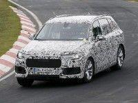 ��������� Audi Q7 �������� �� ����� ������������