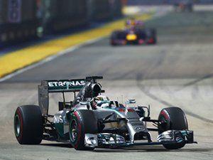 Хэмилтон обогнал Росберга в собственном зачете Формулы-1