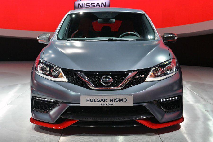 nissan показал конкурента ford focus. фото