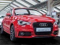 Audi ��������� 500 000-�� Audi A1