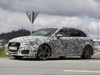 Audi ������� �������� ������� RS3 Sportback