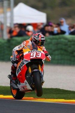 MotoGP: Последнюю гонку года в Валенсии выиграл Маркес; общие результаты конца