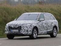 ��������� Audi Q7 e-tron �������� � 2015 ����