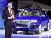 Audi Q7 � ���� �� ������� ������� � ��������