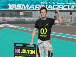 «Лотус» презентовал пилоту на день рождения место в Формуле-1