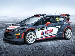 Кубица выступит в WRC за команду имени себя