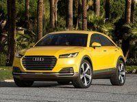 � Audi ������������ � ��������� ��� ���������� �� ���� TT