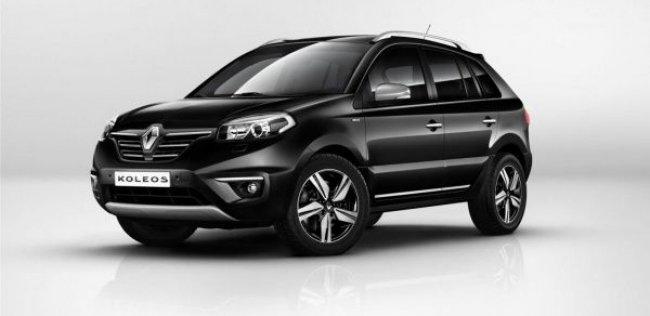 Новый кроссовер Renault Koleos может стать семиместным