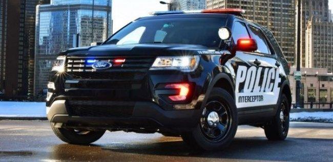 Ford подготовил полицейскую версию Explorer