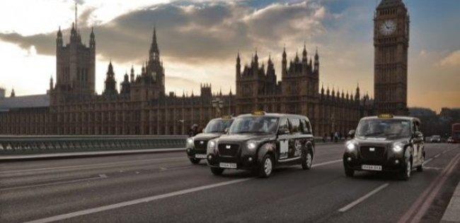 Власти Лондона впервые разрешили работать электрическому кэбу