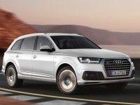 ��� ������ � ����������� RS-������ Audi Q7