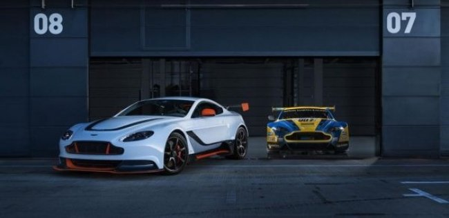 Aston Martin ���������� ����� ������������� ���� Vantage