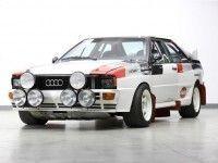 ��������� Audi Quattro ������ B �������� �� �������