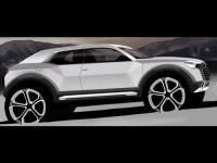 ����� ��������� Audi Q1 ������� ��� ����������