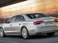 ��������� ����������� � ������� Audi A8 ���������� ���������