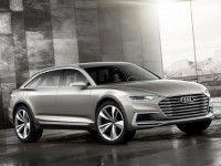 Audi ������������ ����������� ������ �������� Prologue