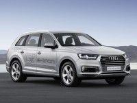 � Audi ��������� ����� ��������� ������� ��������� ��� Q7