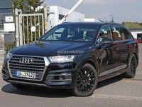 ����� ������� Audi Q7 ���������������� ��� ���������