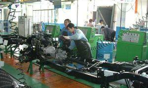 Китайские производители автомобилей отказываются от промсборки