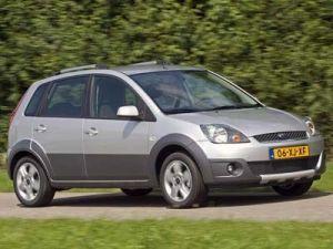 Форд Фиеста Crossroad – не путать с внедорожником