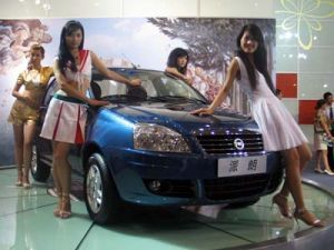 КНР начинает вывоз авто Фиат