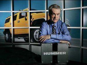 Концепт HUMMER HX покажут в Детройте