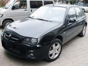 Nanjing произвел свежий седан MG 3