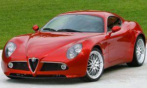 Альфа Ромео возвратится на американский рынок с 8C Competizione