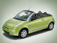 Ситроен произвел специальную версию собственного небольшого автомобиля с откидным верхом